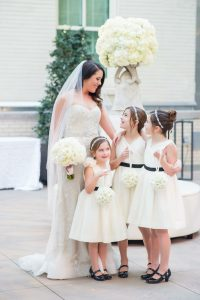 Flower Girls - Dallas Wedding Planning