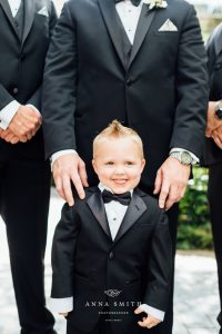 Ring Bearer - Dallas Wedding Planning