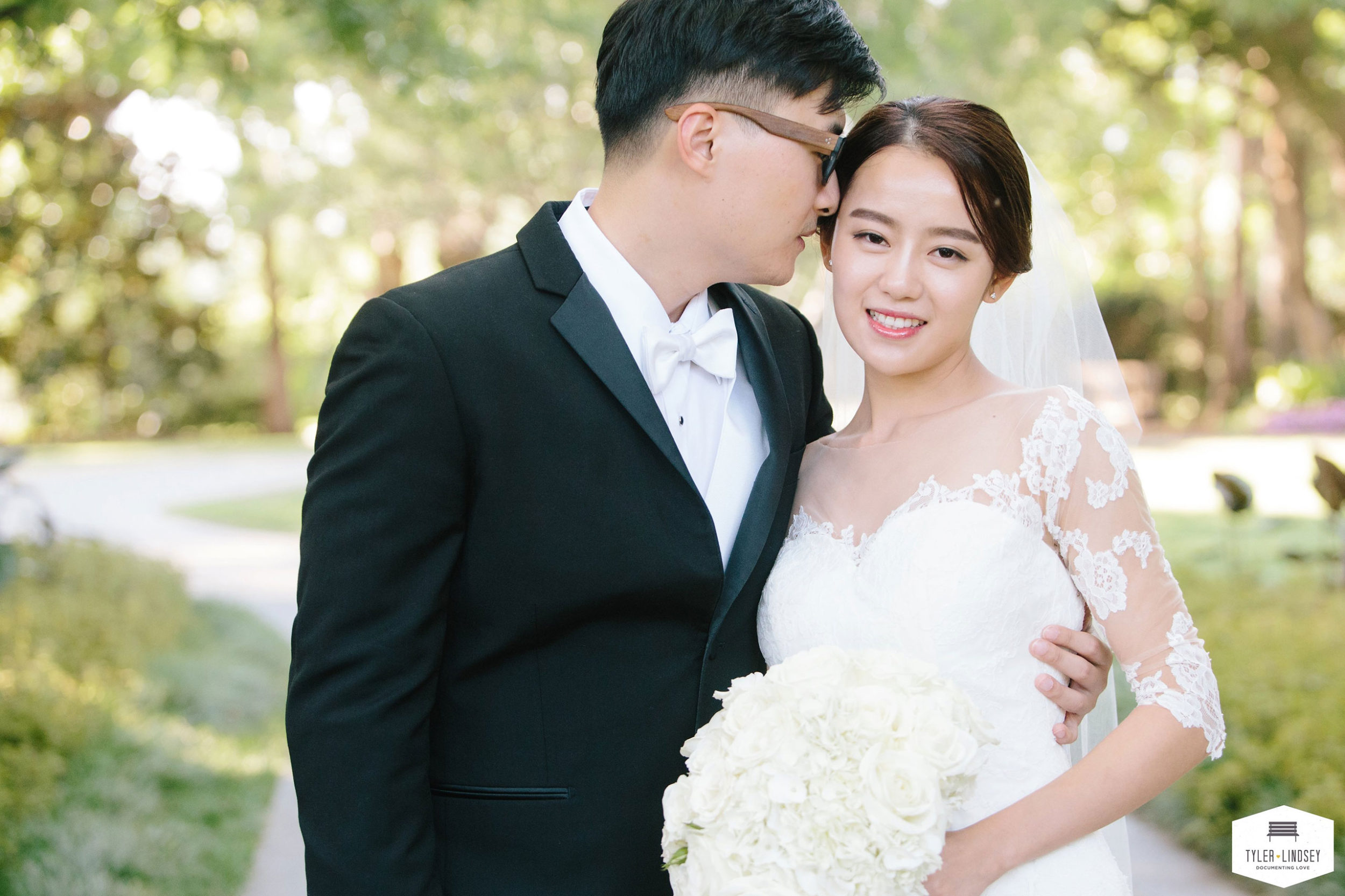 Pure Love - Chen Chen and Long Wedding Planned by Dallas Wedding Planners